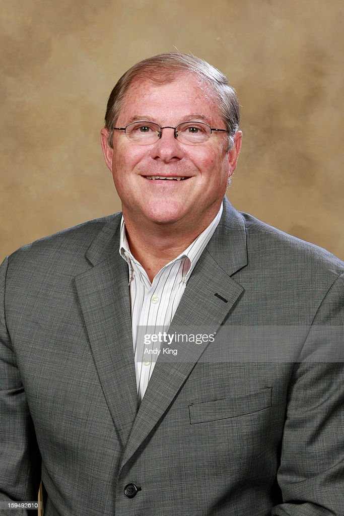 Craig Leipold of the Minnesota Wild poses for his headshot at the Xcel Energy Center on August 28, 2010 in Saint Paul, Minnesota.