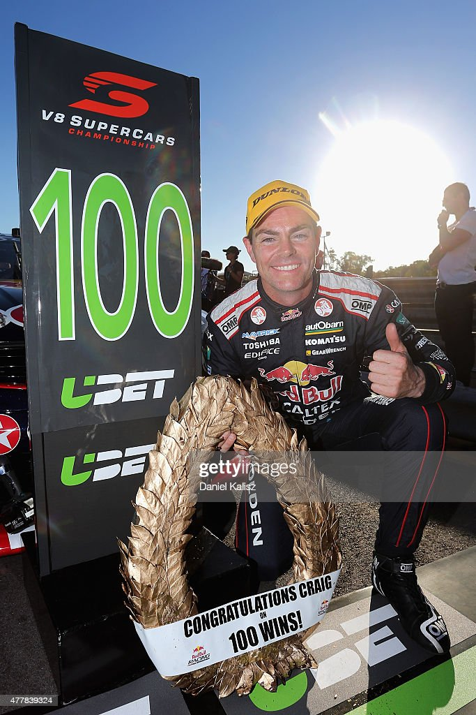 V8 Supercars - Triple Crown Darwin: Qualifying And Race 13 & 14