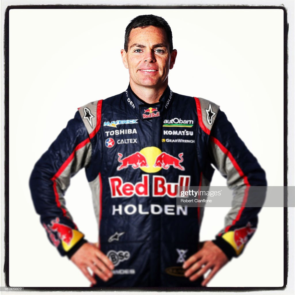 <a gi-track='captionPersonalityLinkClicked' href=/galleries/search?phrase=Craig+Lowndes&family=editorial&specificpeople=213462 ng-click='$event.stopPropagation()'>Craig Lowndes</a> of Red Bull Racing Australia poses during a V8 Supercars driver portrait session at Eastern Creek on February 15, 2013 in Sydney, Australia.
