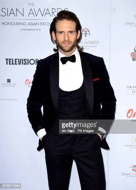 Craig McGinlay attending the 7th annual Asian Awards at the Hilton Hotel Park Lane London PRESS ASSOCIATION Photo Picture date Friday May 5 2017...