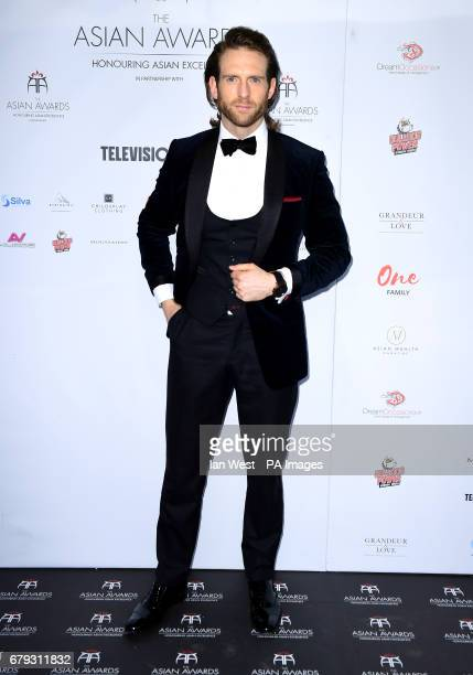 Craig McGinlay attending the 7th annual Asian Awards at the Hilton Hotel Park Lane London