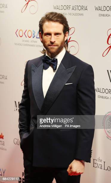 Craig McGinlay attending the Global Gift Gala at the Waldorf Astoria The Caledonian Hotel Edinburgh