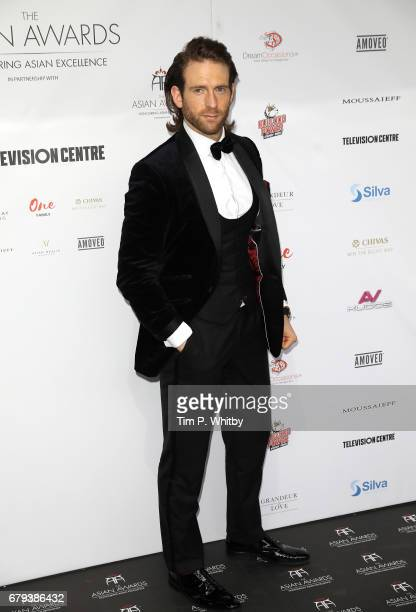 Craig McGinlay attends The Asian Awards at Hilton Park Lane on May 5 2017 in London England