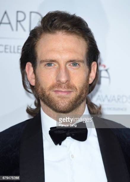 Craig McGinlay attends The Asian Awards at the Hilton Park Lane on May 5 2017 in London England