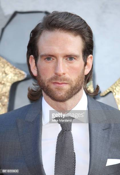 Craig McGinlay attends the European premiere of 'King Arthur Legend of the Sword' at Cineworld Empire on May 10 2017 in London United Kingdom