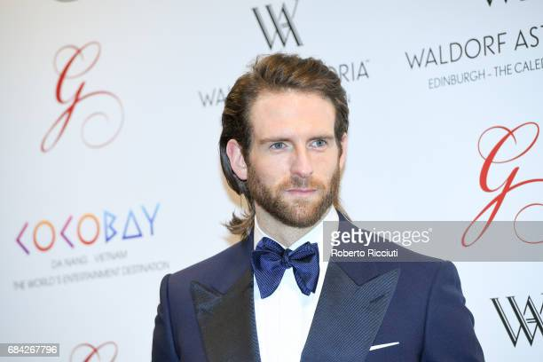 Craig McGinlay attends The Global Gift Gala Edinburgh at The Caledonian Hotel on May 17 2017 in Edinburgh Scotland