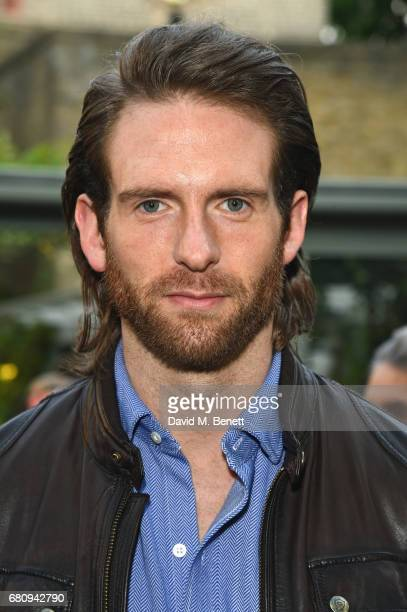 Craig McGinlay attends The Ivy Chelsea Garden's 2nd anniversary party on May 9 2017 in London England