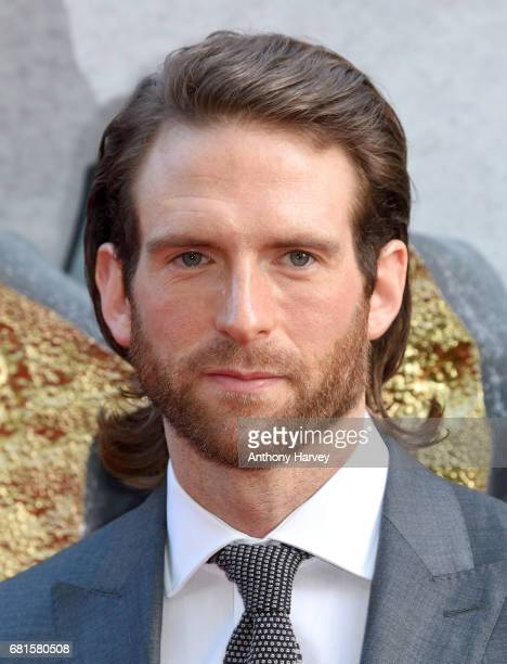Craig McGinlay attends the 'King Arthur Legend of the Sword' European premiere at Cineworld Empire on May 10 2017 in London United Kingdom
