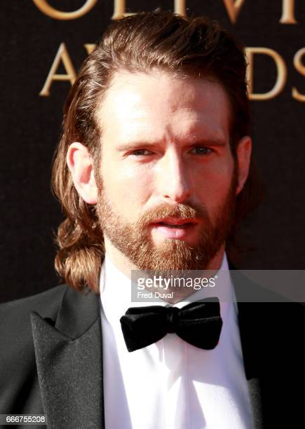 Craig McGinlay attends The Olivier Awards 2017 at Royal Albert Hall on April 9 2017 in London England
