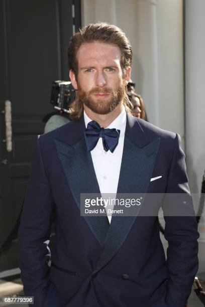 Craig McGinlay attends the Philipp Plein Cruise Show 2018 during the 70th annual Cannes Film Festival on May 24 2017 in Cannes France