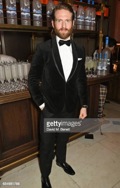 Craig McGinlay attends The Weinstein Company Entertainment Film Distributors Studiocanal 2017 BAFTA After Party in partnership with Ben Sherman Kat...