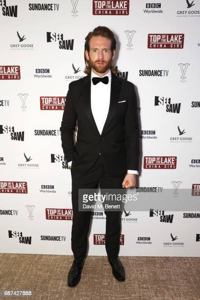 Craig McGinlay attends Top of the Lake China Girl screening afterparty at Versini Cannes in partnership with Grey Goose at Versini Five Seas Hotel on...
