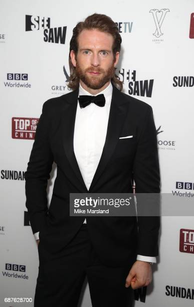 Craig McGinlay attends Top Of The Lake China Girl VIP Reception during the 70th annual Cannes Film Festival at Five Seas Hotel on May 23 2017 in...