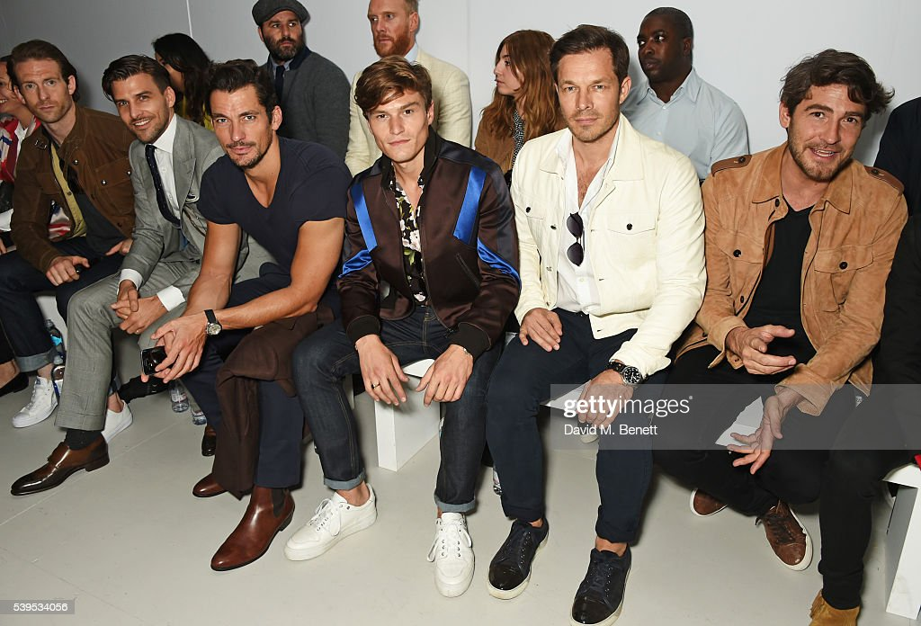 Christopher Raeburn - Front Row - London Collections Men SS17