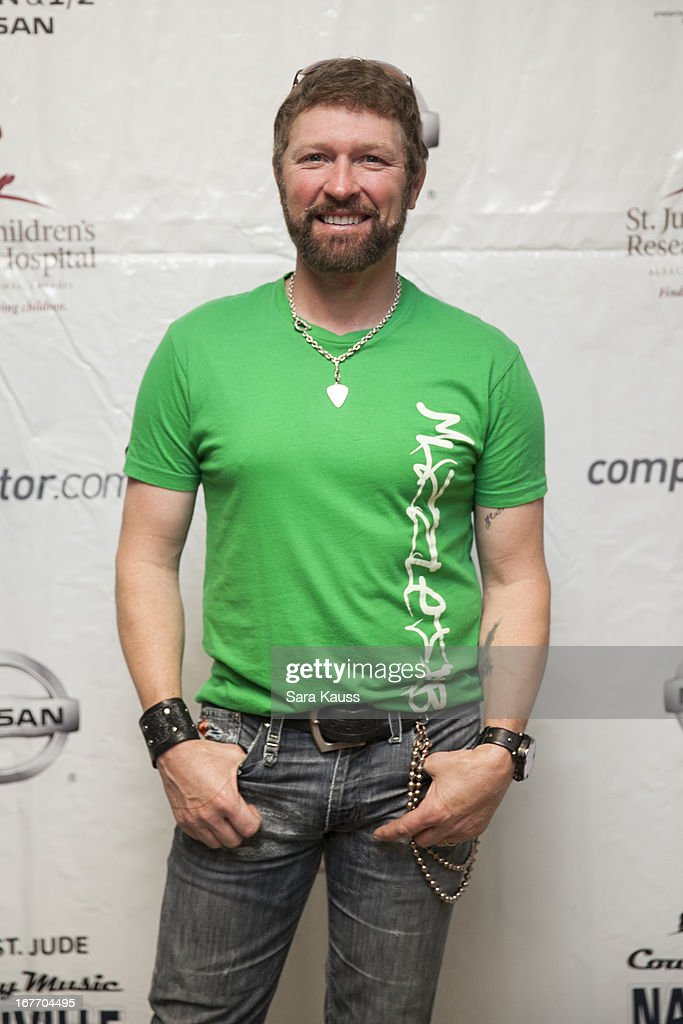<a gi-track='captionPersonalityLinkClicked' href=/galleries/search?phrase=Craig+Morgan+-+Singer&family=editorial&specificpeople=238953 ng-click='$event.stopPropagation()'>Craig Morgan</a> attends the St Jude Country Music Marathon and Half Marathon Post Race Concert presented by Nissan on April 27, 2013 in Nashville, Tennessee.