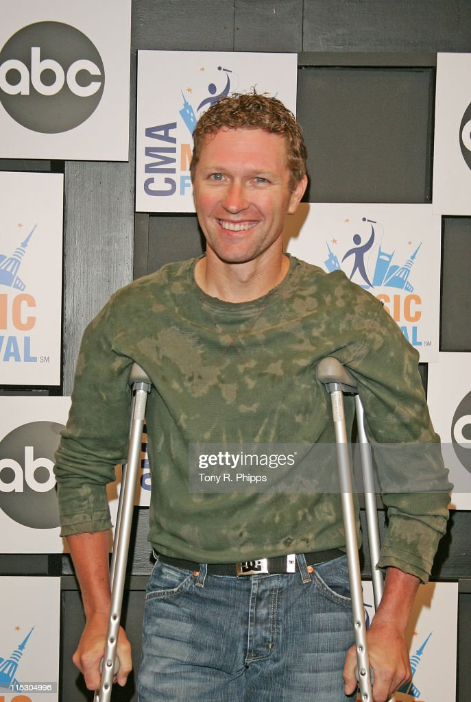 <a gi-track='captionPersonalityLinkClicked' href=/galleries/search?phrase=Craig+Morgan&family=editorial&specificpeople=238953 ng-click='$event.stopPropagation()'>Craig Morgan</a> during CMA Music Festival - Press Conference Room at CMA Nightly Press Conference Room at The Coliseum in Nashville, Tennessee, United States.