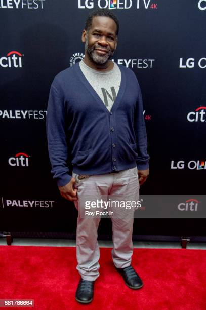 Craig muMs Grant aka muMs the Schemer attends the PaleyFest NY 2017 'Oz' reunion at The Paley Center for Media on October 15 2017 in New York City