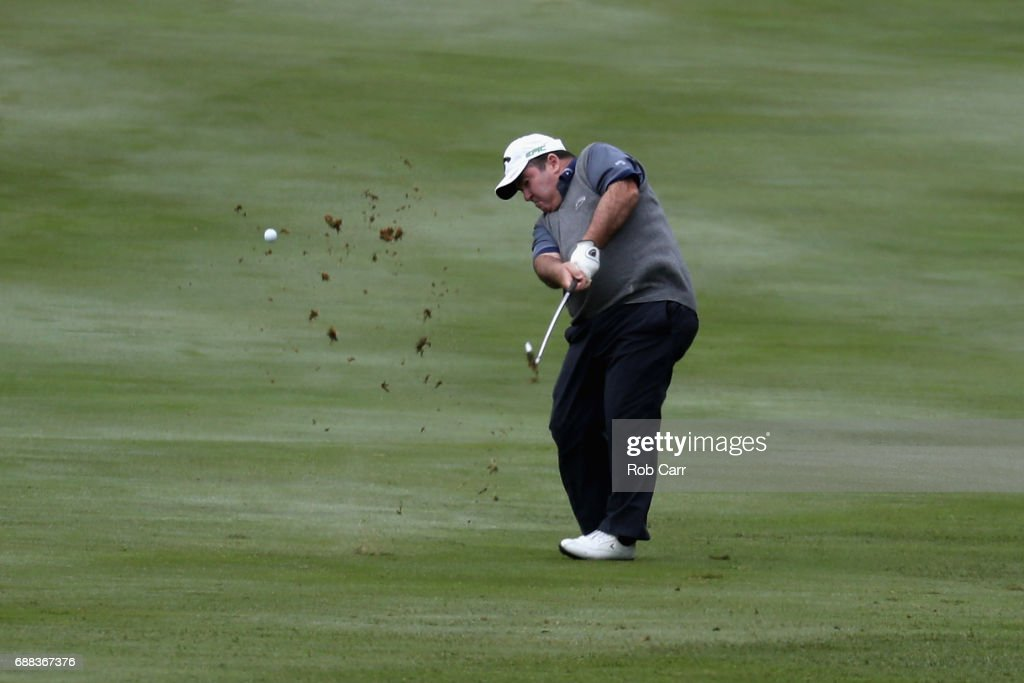 Senior PGA Championship - Round One