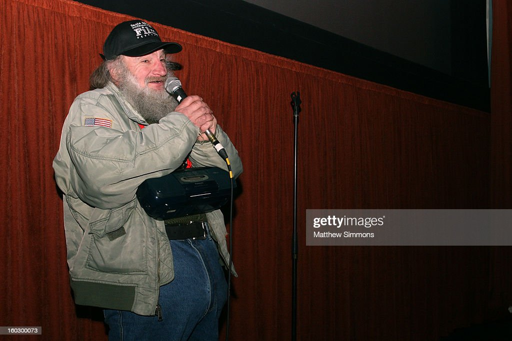 Craig Radioman attends a screening of 'Radioman' the 28th Santa Barbara International Film Festival on January 28, 2013 in Santa Barbara, California.