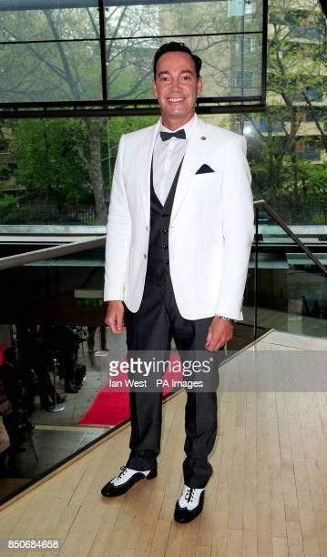 Craig Revel Horwood arrives at the Northern Ballet's The Great Gatsby at the Sadler's Wells theatre in London