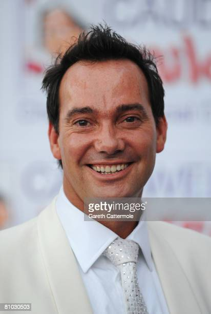 Craig Revel Horwood arrives for the Caudwell Children 'The Legends Ball' at Battersea Evolution on May 8 2008 in London England