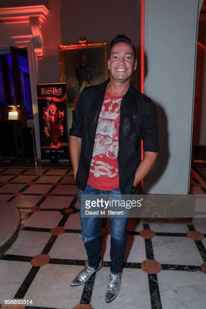 Craig Revel Horwood attends the press night after party for 'Bat Out Of Hell The Musical' at The Institute of Directors on June 20 2017 in London...