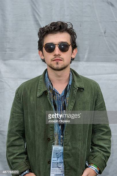 Craig Roberts attends Bestival 2015 at Robin Hill Country Park on September 11 2015 in Newport Isle of Wight