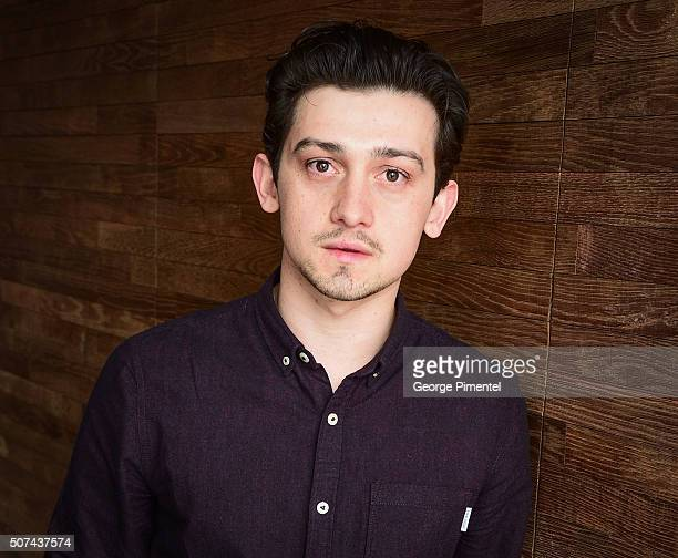 Craig Roberts attends 'The Fundamentals Of Caring' Portraits during the 2016 Sundance Film Festival at Acura Studio on January 29 2016 in Park City...
