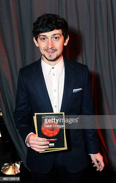 Craig Roberts attends the Moet British Independent Film Awards 2014 at Old Billingsgate Market on December 7 2014 in London England