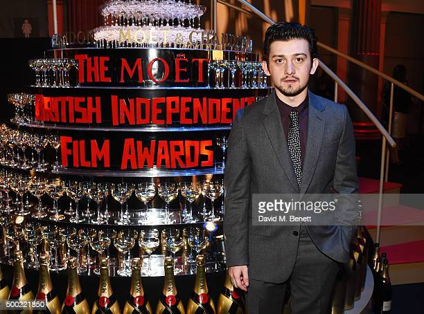 Craig Roberts attends the Moet British Independent Film Awards 2015 at Old Billingsgate Market on December 6 2015 in London England
