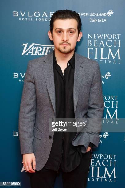 Craig Roberts attends the Newport Beach Film Festival Honours at Bulgari Hotel on February 9 2017 in London United Kingdom