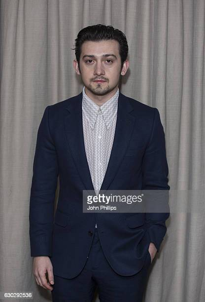 Craig Roberts attends the nominations announcement for The London Critics' Circle Film Awards at The Mayfair Hotel on December 20 2016 in London...