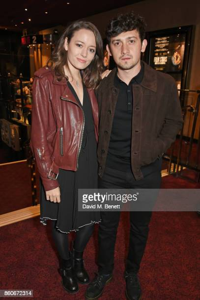 Craig Roberts attends the PORTER Lionsgate UK screening of 'Film Stars Don't Die In Liverpool' at Cineworld Leicester Square on October 12 2017 in...