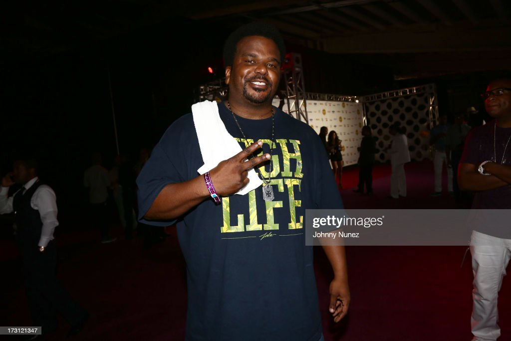 Craig Robinson attends the 2013 Essence Festival at the Mercedes-Benz Superdome on July 7, 2013 in New Orleans, Louisiana.