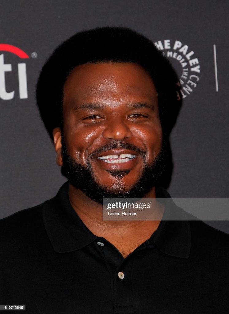 Craig Robinson attends The Paley Center for Media's 11th annual PaleyFest Fall TV previews for FOX at The Paley Center for Media on September 13, 2017 in Beverly Hills, California.