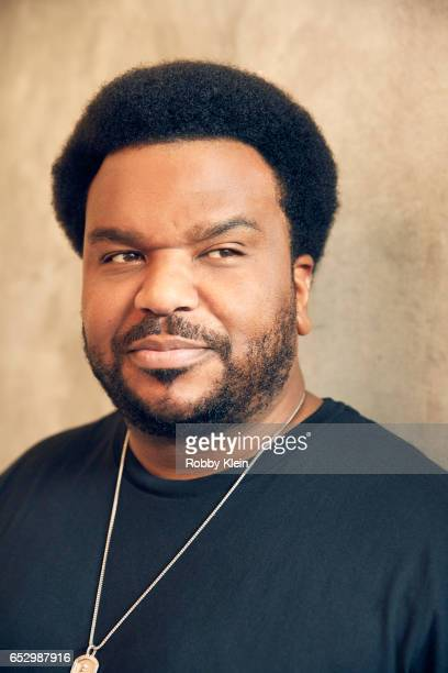 Craig Robinson of 'Tragedy Girls' poses for a portrait at The Wrap and Getty Images SxSW Portrait Studio on March 12 2017 in Austin Texas