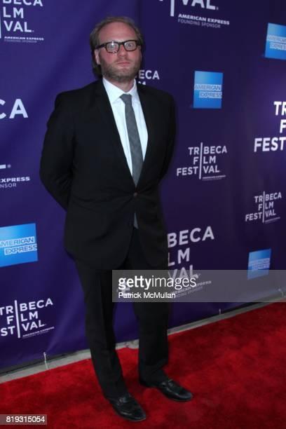 Craig Teper attends TRIBECA FILM FESTIVAL Presents VIDAL SASOON THE MOVIE at SVA Theatre on April 23 2010 in New York City