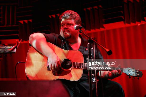 Craig Wiseman during Country Takes New York City CMA Songwriters Series Day 3 at Joe's Pub in New York City New York United States