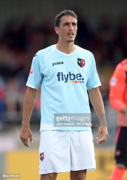 Craig Woodman Exeter City