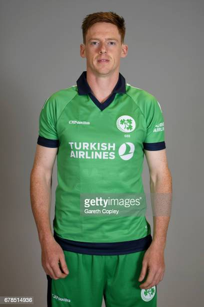 Craig Young of Ireland poses for a portrait at The Brightside Ground on May 4 2017 in Bristol England