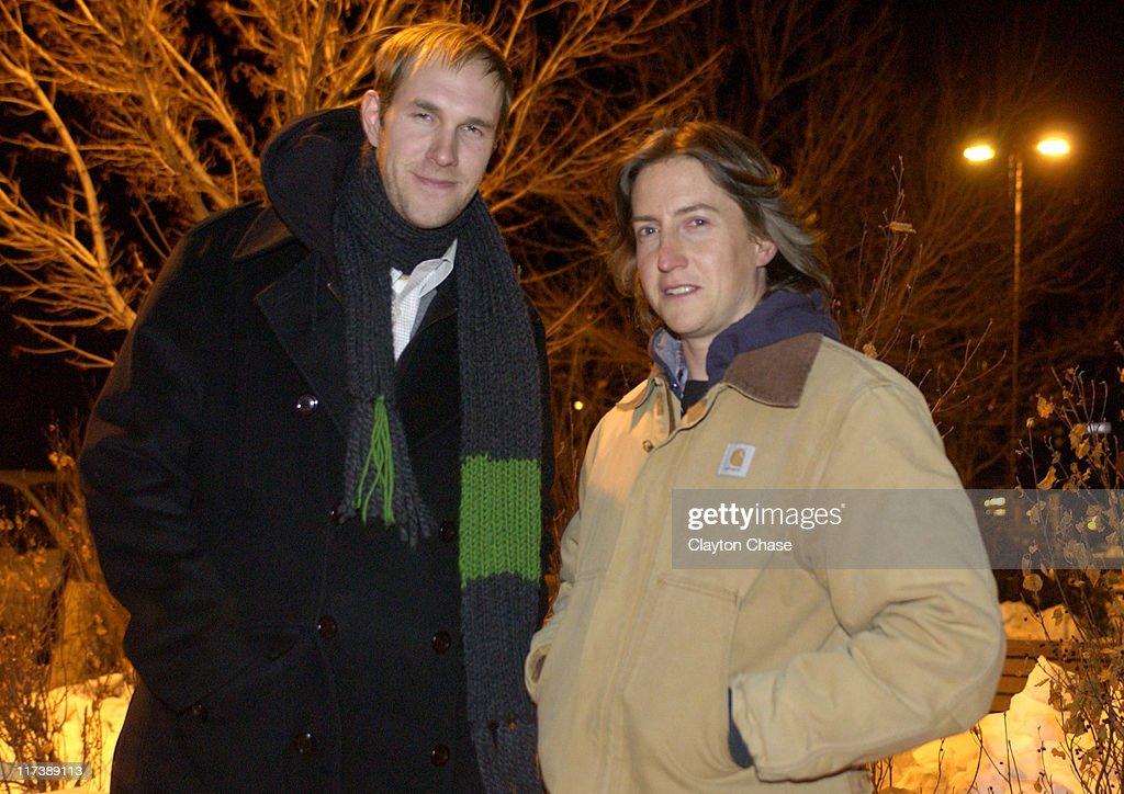 Craig Zobel Director and David Gordon Green Executive Producer
