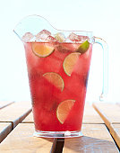 Cranberry Pitcher drink
