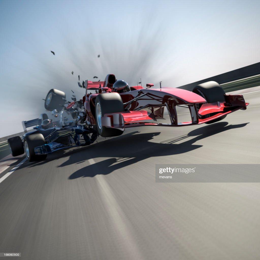 Crash : Stock Photo