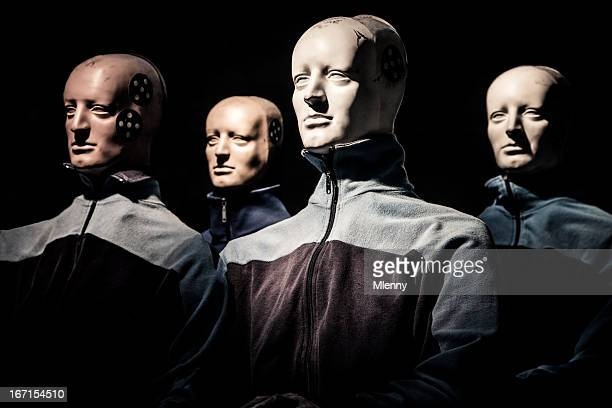 Crash Test Dummy Experiment