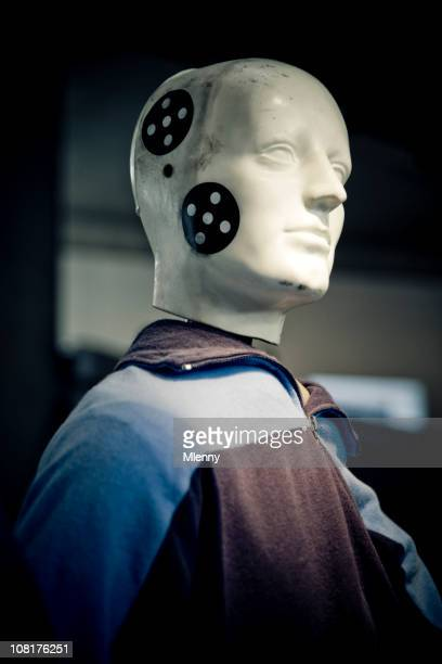 Mannequin de crash-test III