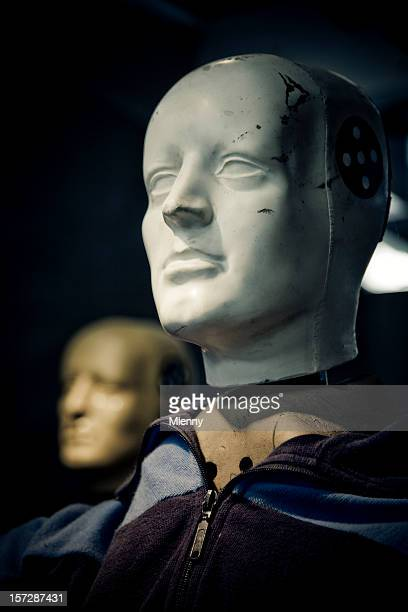 Mannequin de crash-test V