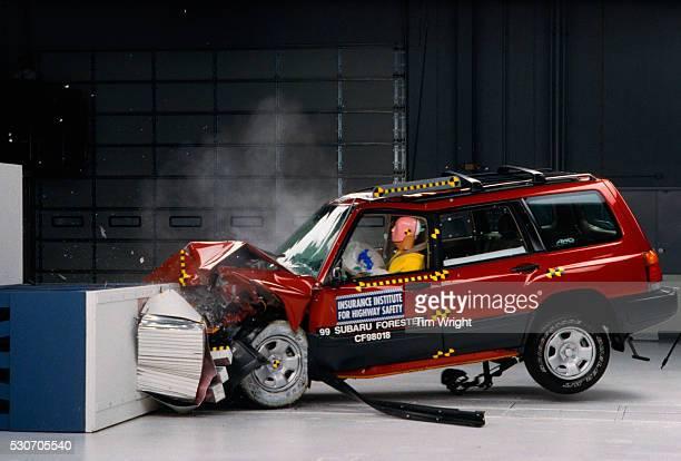 Crash Test Sequence