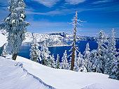 Crater Lake National Park    (Pg)