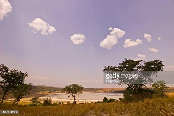 Krater Salzsee, Uganda