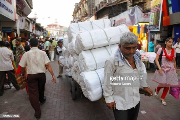 Crawford Market in Mumbai Crawford Market is one of South Mumbai's most famous markets on April 14 2010 in Mumbai India